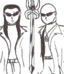 Dark Knights... What else???? by DarksideLost