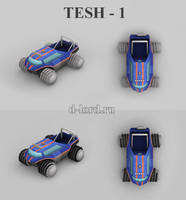 Tesh promo by Dlordtesh