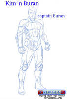 captain Buran by Dlordtesh