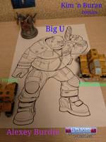 Big U by Dlordtesh