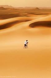 My Teacher in the Desert by Funtoon