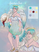 Spiritus-Oris MYO: Zelenia by FluffyChinchilla
