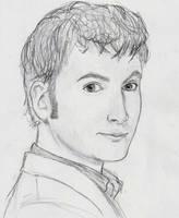 Tenth Doctor by laureta1387