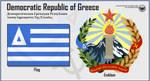 Democratic Republic of Greece by TudoySudoy