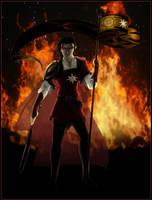 Spirit of Fire by neffinesse