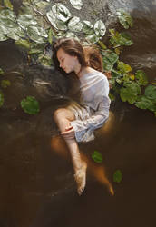 Dreams on the water {19} by DewFrame