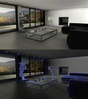 loft a la campagne by 3DEricDesign