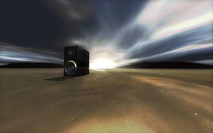 music sun by 3DEricDesign