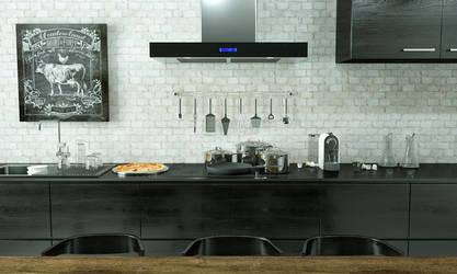 kitchen by 3DEricDesign