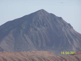 Extinct Volcato near Vegas by sniperct