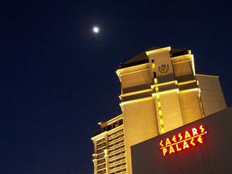 Caesar's Palace by sniperct