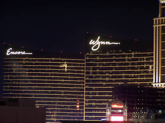 Wynn and Encore Casinos by sniperct
