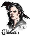 The Avian Chronicles - Saga by IngvildSchageArt