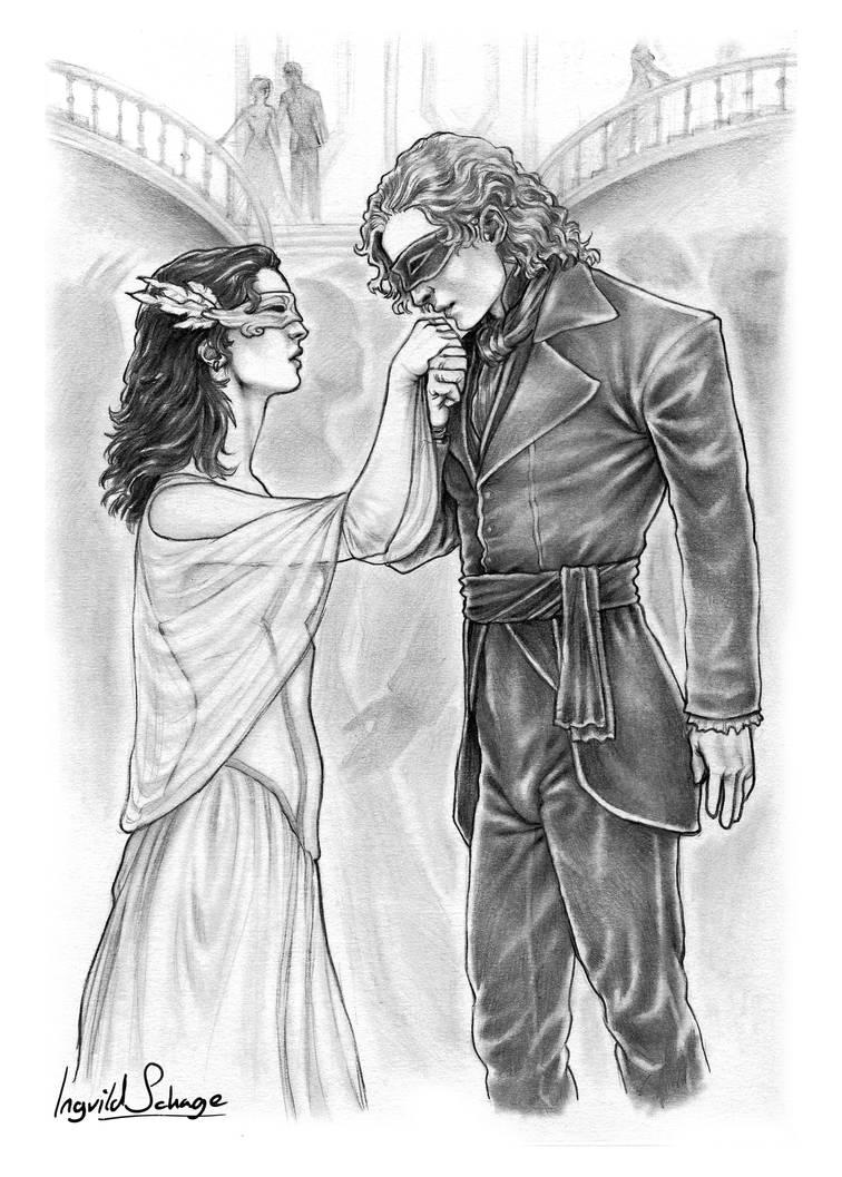 Saga and Alaric :: An Apology by IngvildSchageArt