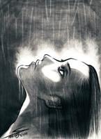 Shower. by TaffyDesu