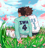 IWAOI by TaffyDesu