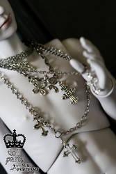 Dangerous Saint BJD Necklace by Acid-PopTart