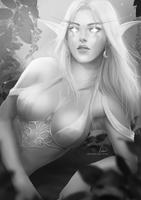 [C] Priestess Moongrace by Lidiash