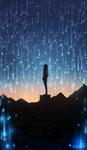 It's raining stars by Lidiash