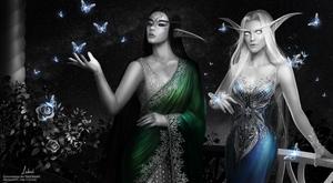 [C] Magical place by Lidiash