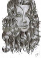 Evangeline Lilly by SketchyRin