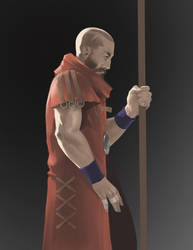 Monk [WIP] by JAWrome