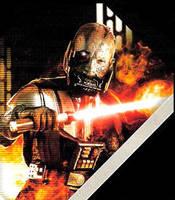 Battle Damaged Darth Vader by djtoad1
