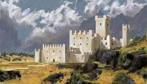 Castle by Guy-Mandude