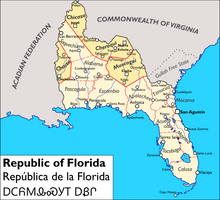 The Republic of Florida by Keperry012