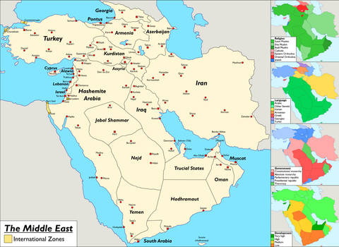 An Alternate Middle East By Keperry012 On Deviantart