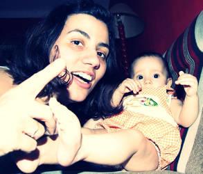 mom and me by marinaaniram