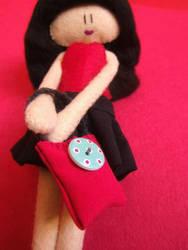 Mia Doll Candy posing by marinaaniram