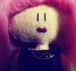 Mia Amon Doll by marinaaniram