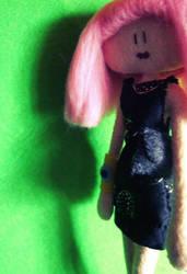 Mia Amon Doll posing by marinaaniram