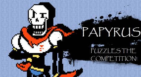 Smash Bros. Lawl Galaxy - Papyrus by Sandvich33