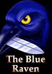 Cover Art - The Blue Raven by naghree