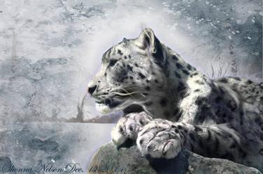 White Leopard by MisssBarbie