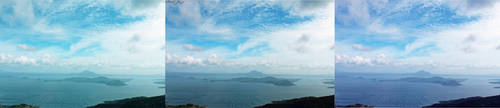 .Taal Volcano I Colours. by AirahJoyce
