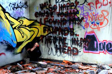 Larundel Mental Asylum by AirahJoyce