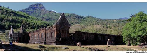 .:Wat Phu I:. by AirahJoyce