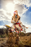 The Huntress by MsSkunk