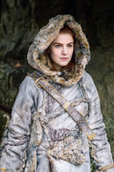 Ygritte. Kissed by fire by MsSkunk