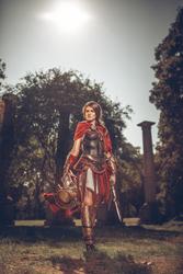 Kassandra of Sparta by MsSkunk