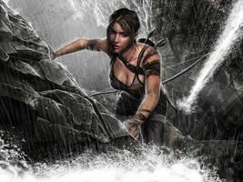 Tomb Raider by Aldin