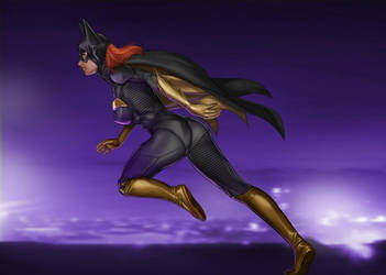 Batgirl by Aldin