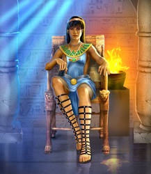 Treasures of Cleopatra by Aldin
