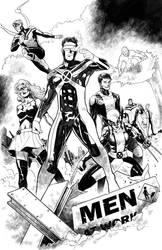 All New X-men by Aldin