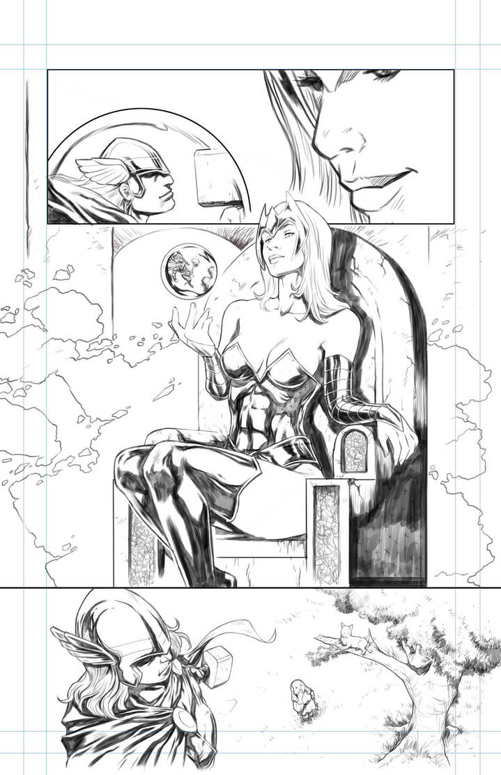 Thor sequential sample page 02 by Aldin