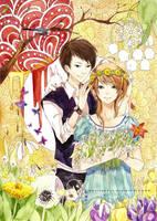 spring by lanxingxxxx
