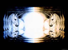Unicorns - wallpaper by Embers